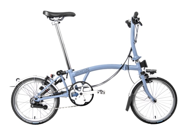 Brompton Bicycle Model Year 21