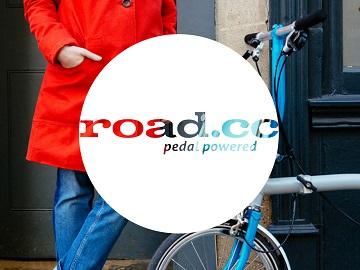 road cc folding bike logo